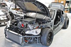 V8 FRS