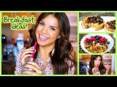 ▶ Fast & Yummy Back To School Breakfast Ideas! - YouTube