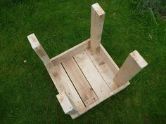 Pallet stools