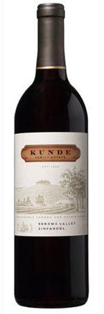 We LOVE @Kunde Estate Zinfandel!