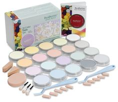 pan pastels from dickblick.com