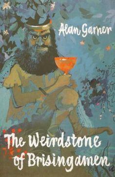 The Weirdstone of Brisingamen.  Brilliant kids book set in Alderley Edge