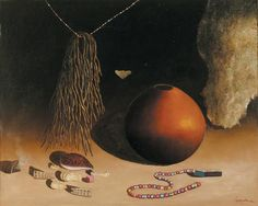 Still life with Sangoma's bones and other objects (1964)