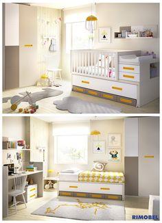 Cunas Transformables RIMOBEL, la primera gran y duradera habitación de tu hij@. http://rimobel.es/index.php/es/rimobel/mundo-joven/infantil Descubre lo fácil que es !! https://www.youtube.com/watch?v=_5TrizOSlAA