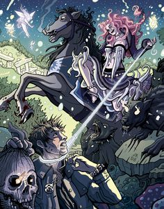 Folklore Friday: Know your Legends: The Leanan Sidhe Character Concept, Concept Art, Dresden Files, Modern Magic, Sarah J Maas, Fantasy, Comic Books Art, Folklore, Dungeons And Dragons