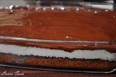 Prajitura Bounty de post | Retete culinare cu Laura Sava - Cele mai bune retete pentru intreaga familie Tiramisu, Vegan Recipes, Pudding, Mai, Ethnic Recipes, Desserts, Food, Meal, Custard Pudding