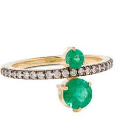 8 Emerald Birthstone Jewelry Pieces to Treat Yourself with This May - JEMMA WYNNE - from InStyle.com