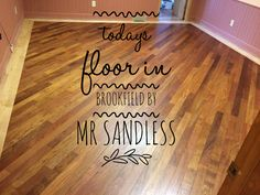 20 best dustless wood floor refinishing images on pinterest wood mr sandless wood floor refinishing the quick no sanding solution for beautiful wood floors solutioingenieria Choice Image