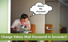 You may want to change your Yahoo email password because you're worried that someone else has been using your account. Even if that isn't the case, then the best way to secure your acco…