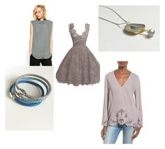 """""""Dress it up dress it down Grey"""" by littlegemsbyluisa on Polyvore featuring ASOS and Astr"""
