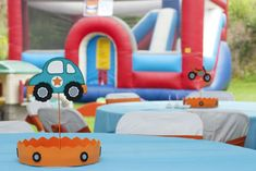 Motorcycle , Car Birthday Party Ideas   Photo 2 of 22   Catch My Party