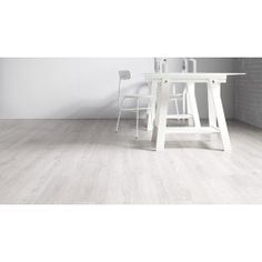 Wicanders korkgulv Commercial Limed Grey Oak/Eik