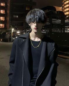 Korean Men Hairstyle, Aesthetic Photography Grunge, Host Club, Dark Anime, Ulzzang Boy, Mens Fashion, Long Hair Styles, My Style, Boys