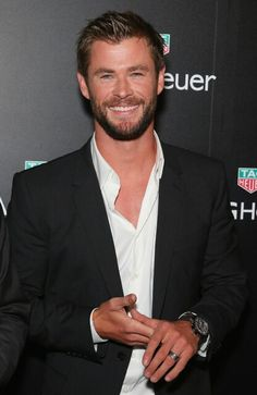 Thank,you,Lord,for Chris Hemsworth