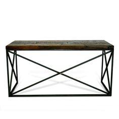 Railcar Desk by Croft House | Croft House Furniture Los Angeles, CA 90036