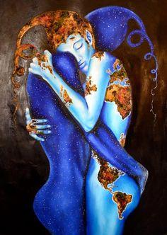 Non importa quanto siano distanti due menti, quando posseggono affinità intellettive; si nutrono anche a distanza, si respirano, si toccano, ognuno percepisce l'odore dell'altro e si fondono in un unico pensiero. -(Paola Melone)