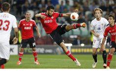 """Garay: """"No Benfica passei os meus melhores anos como futebolista"""""""