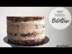 CSOKITORTA🍒🍫 - egy torta betöltese lépésről-lépésre🎂 - BebePiskóta - YouTube Tiramisu, Cake, Ethnic Recipes, Youtube, Food, Kuchen, Essen, Meals, Tiramisu Cake