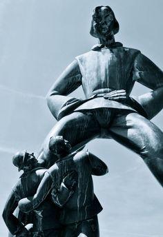 """Antwerpen y la """"mano"""" como símbolo de la ciudad"""