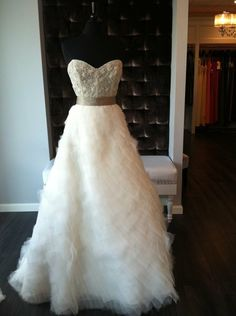 my dream wedding dress, love