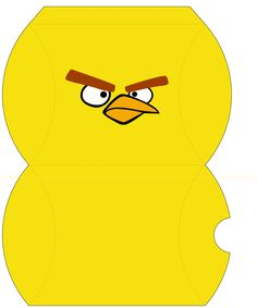 Passatempo da Ana: Caixa Almofada: Angry Birds