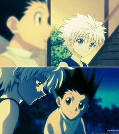 Hunter x hunter | gon | killua