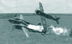 Extremely rare picture made by the Press in that time with a hit by a Romanian The atack from 10 June 1944 with planes on romanian airfields was the darkest day for the american fighter aicrafts and that was because of the from the picture) Aircraft Photos, Ww2 Aircraft, Fighter Aircraft, Military Aircraft, Fighter Jets, Luftwaffe, Focke Wulf, Aircraft Painting, American Fighter