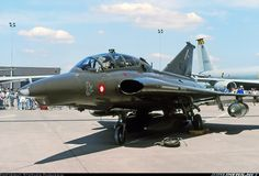 Saab TF-35 Draken - Denmark - Air Force | Aviation Photo #2461625 | Airliners.net