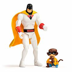 Space Ghost Action Figure