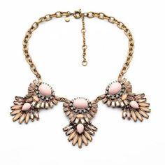 #AdoreWe Few Moda, Minimalistic Fashion Brands Online - Designer Few Moda Crystal Ray Collar - AdoreWe.com