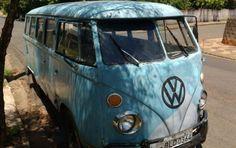 Brazilian Classic Cars » VW Bus T1 Kombi from Brazil