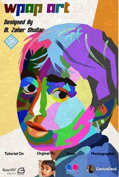 "Check out my @Behance project: ""WPAP ART"" https://www.behance.net/gallery/47641687/WPAP-ART"