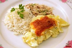 Receita: Batatas Cremosas de Forno