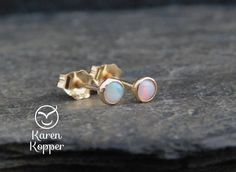 choix de taille du Lot /& Prix 14K or rose rempli 4 mm Washer Spacer Beads