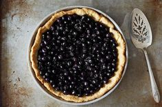 How to Make Fresh Blueberry Pie - Easy Blueberry Pie Recipe for Summer