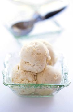 """The One Ingredient Banana Ice Cream recipe has been around for a while now, but you know how things work in the world of a """"healthy ice cream"""" nonbeliever (read """"myself"""")! I just had to make it and…"""