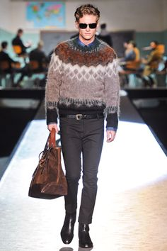 Dsquared² Fall 2012 Menswear
