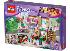 LEGO FRIENDS 41108 Heartlakes matbutik