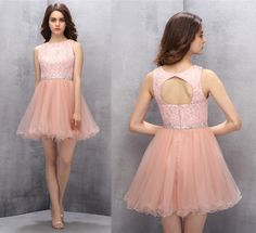 Lace Homecoming Dresses,Short Homecoming Dresses,Simple Homecoming Dress,Short Prom Dresses,A-line Prom Dresses,Sweet 16 Dress