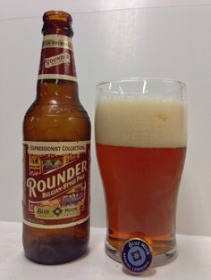 Blue Moon Rounder. Belgian style pale ale. Pours a medium copper with a copper scent. Crisp mouthfeel with a mellow hop and yeast flavor. More on the Amber end of the ale scale than pale. Overall great brew.