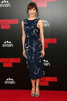 Olga Kurylenko, Classy Women, Classy Lady, Hollywood Star, House Dress, Alexa Chung, Celebs, Celebrities, Celebrity Dresses