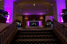 Up Lighting - Light the entry to your party  http://www.hotmixentertainment.com/making-party-look-great/