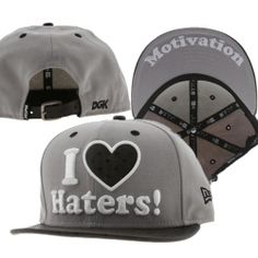 Hater's gonna hate!