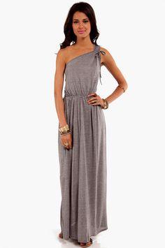 One Chance Maxi Dress $23 at www.tobi.com
