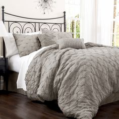 4-Piece Como Comforter Set - Raw Materials on Joss & Main