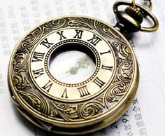 noble rome pocket watch necklace vintage jewelry watch hb06-f04781.jpg (482×398)
