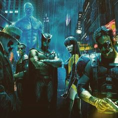 4.Watchmen-Jackie Earl HarleyPatrick WilsonMalin AkermanBilly CrudupMatthew GoodeCarla Guigno and Jeffrey Dean Morgan Okay....this one is different and of course kinda cheating...but I could not just give credit to a single character! Admittedly Jeffrey Dean Morgan and Jackie Earl Harley are the stand outs but that's not to say everyone else doesn't deliver all the same! Delivering on the cast presented each person capable brings there character to life delivering the drama and violence…
