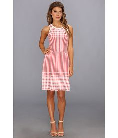 Marc New York by Andrew Marc Jacquard Dress MD4W2163