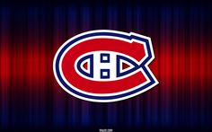 Montreal Canadiens Logo High Resolution Wallpapers Ultra 4K - http://wallucky.com/montreal-canadiens-logo-high-resolution-wallpapers-ultra-4k/