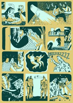 Comic - diary